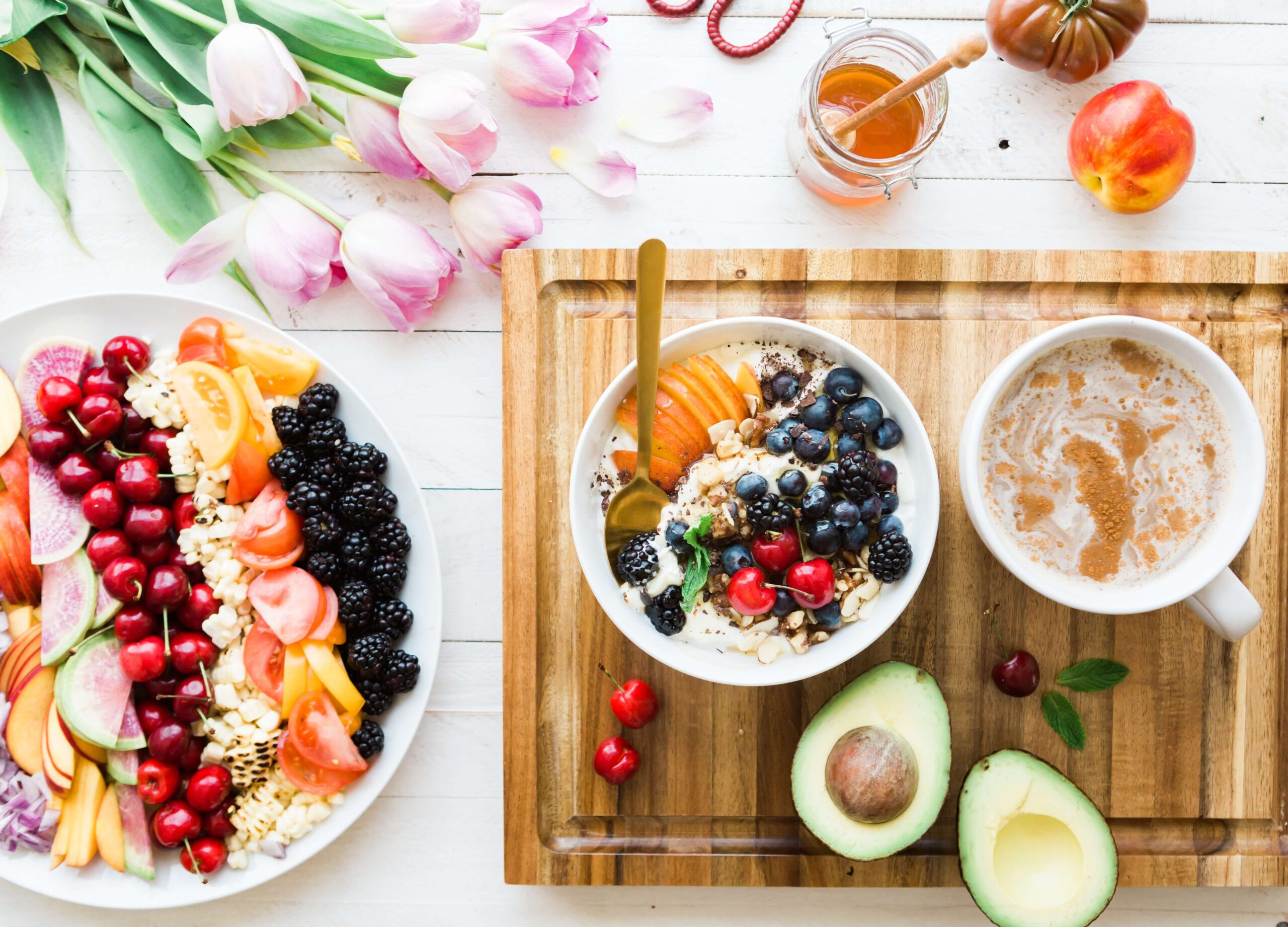 Ricette per colazioni e merende sane e gustose