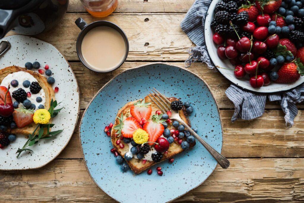 Ricette colazione e merenda semplici e veloci