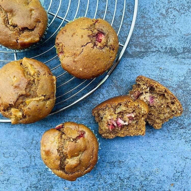 Ricetta Muffin profumo di limone Il Punto Bio
