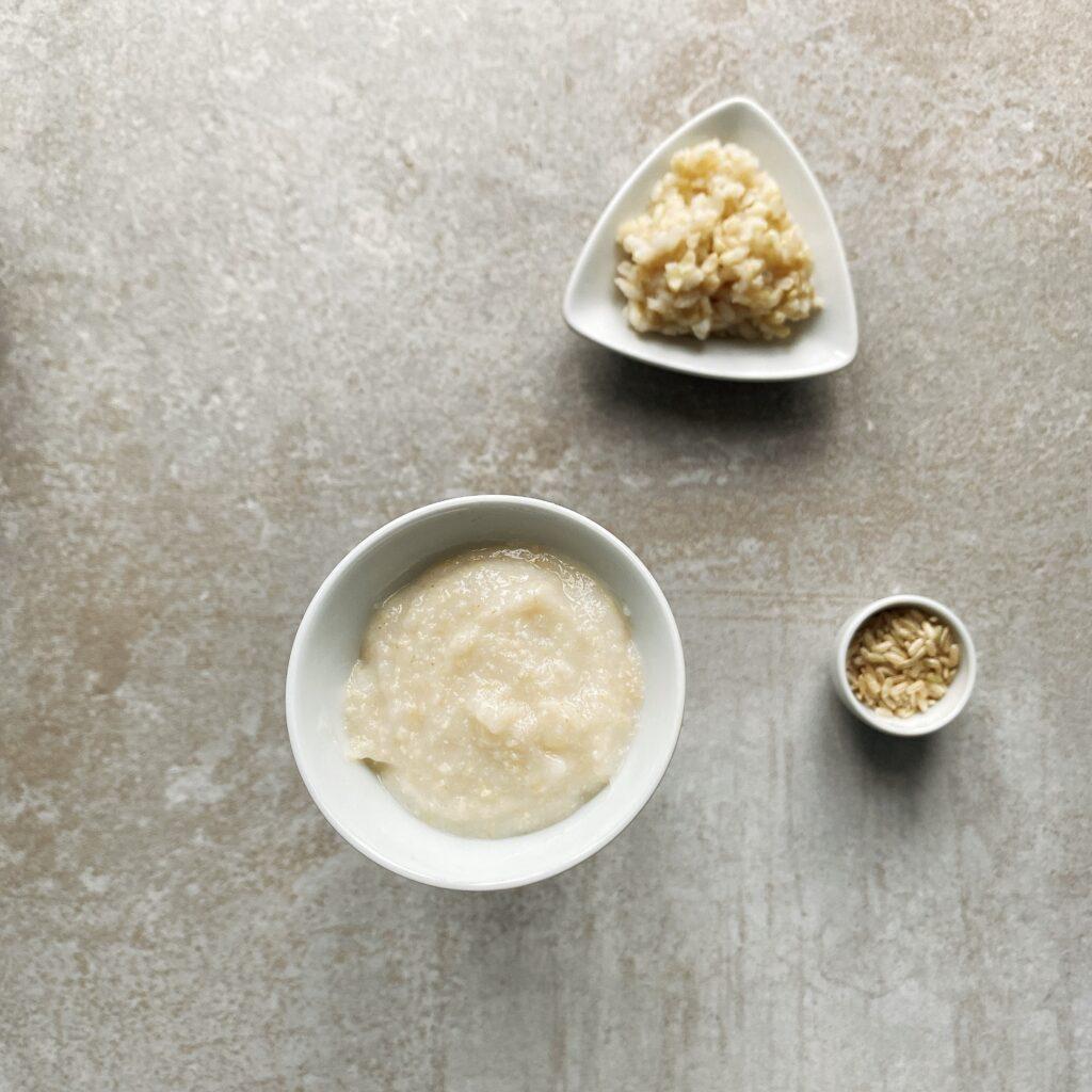 Crema di riso ricetta svezzamento