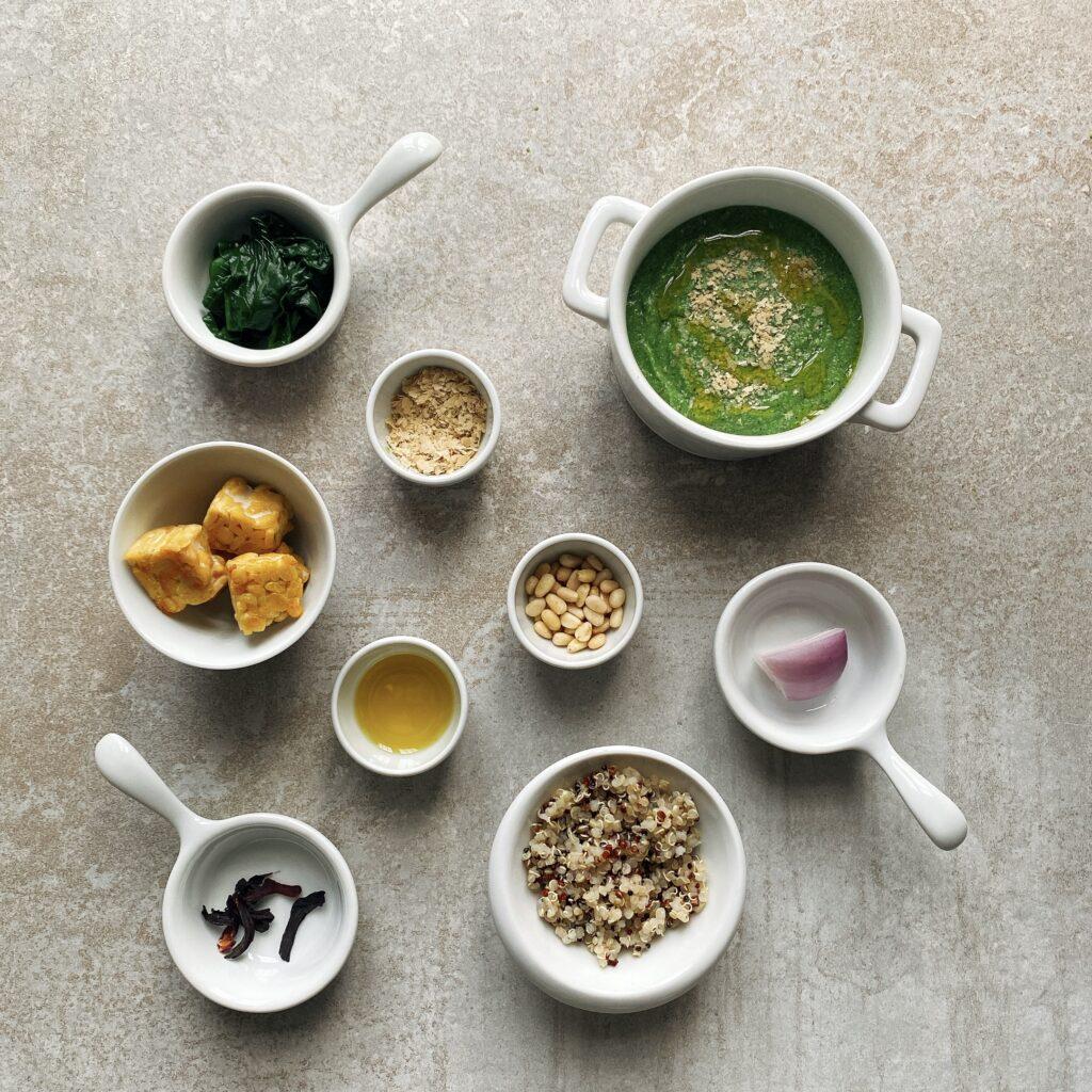 ricetta svezzamento quinoa tempeh